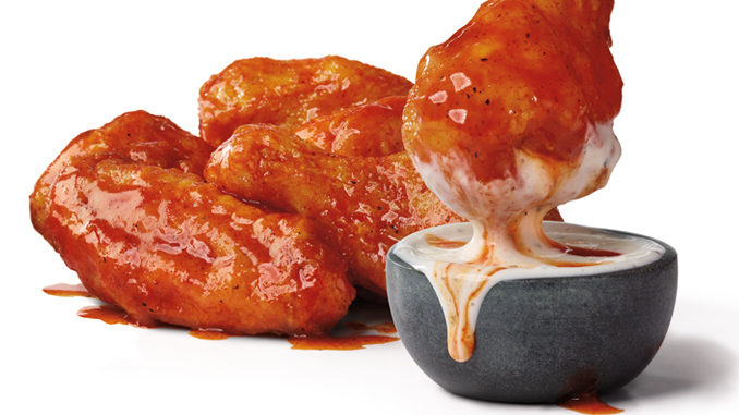 Pizza Hut Nashville Hot Wings