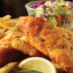 TGI Fridays Celebrates Return Of Fish And Chips