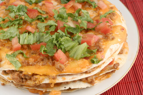 Taco Bell Mexican Pizza Recipe