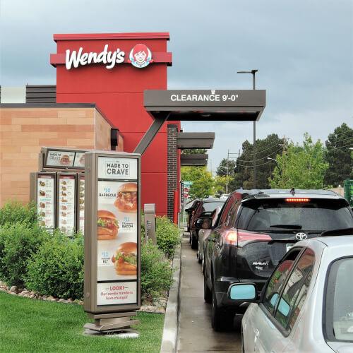 Wendy's Drive-Thru