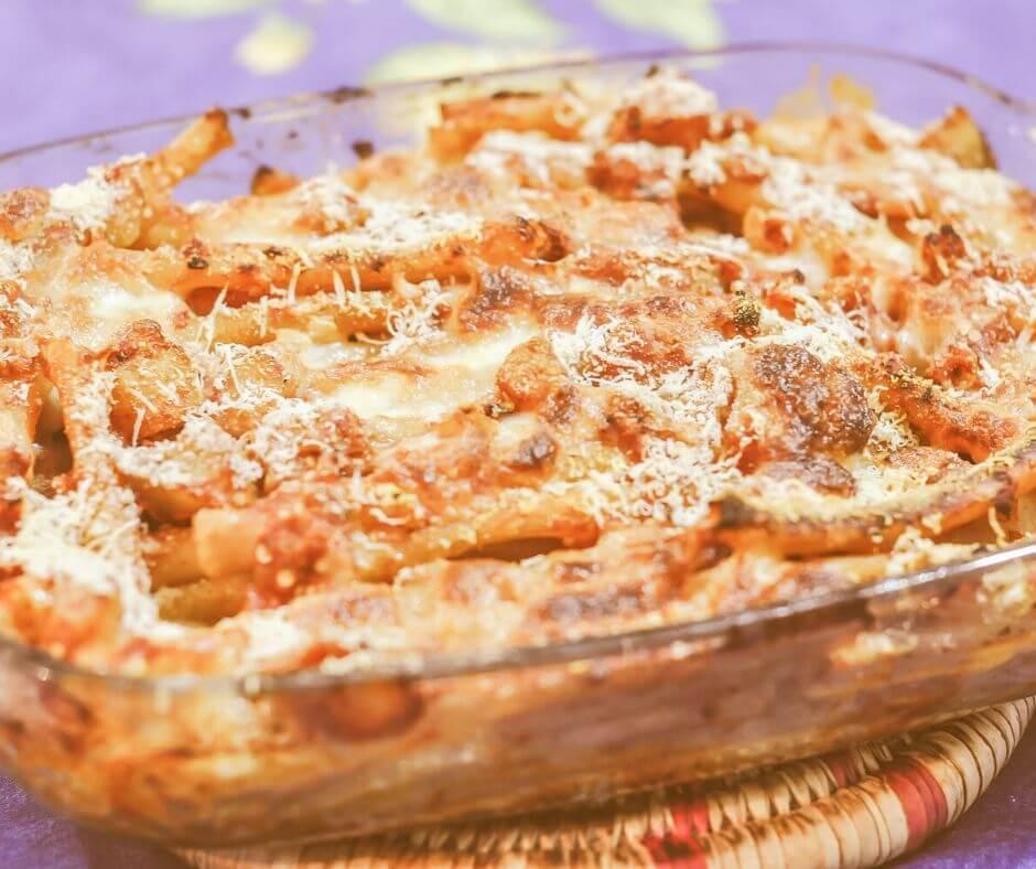 Olive Garden Five Cheese Ziti Al Forno Recipe Fast Food Menu Prices