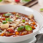 Olive Garden's Minestrone Soup Recipe