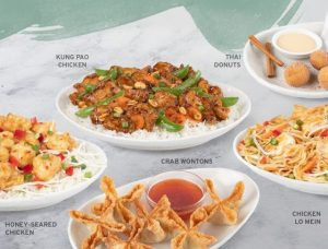 Pei Wei Family Bundle