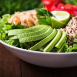 Sweetgreen Avocado Greens Bowl