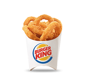 Burger King Onion Rings