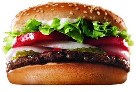 The Original Burger King Whopper Review