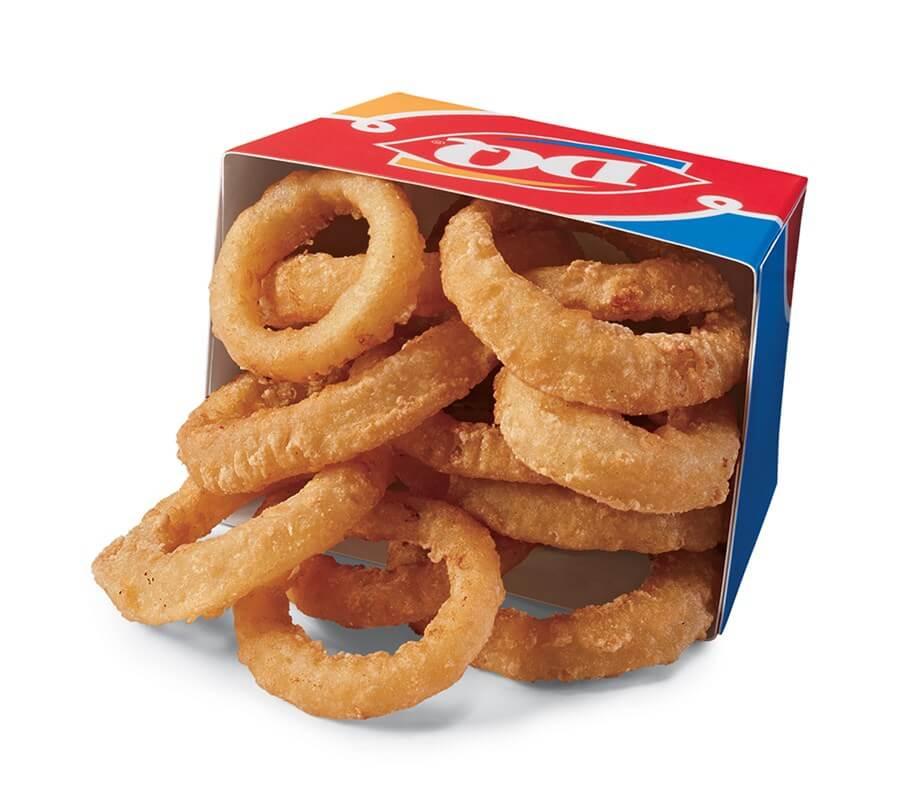 Best Fast Food Onion Rings - Fast Food Menu Prices