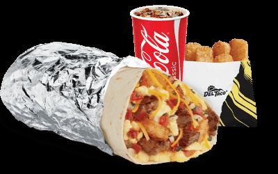 9 Best Fast Food Breakfast Burritos