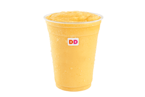 Dunkin' Tropical Mango Smoothie