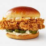 KFC Debuts New Chicken Sandwich