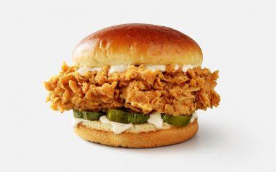 KFC Debuts New Chicken Sandwich