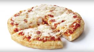 Applebee's Kids Cheesy Pizza