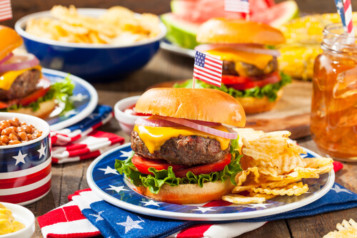 Memorial Day Food Deals