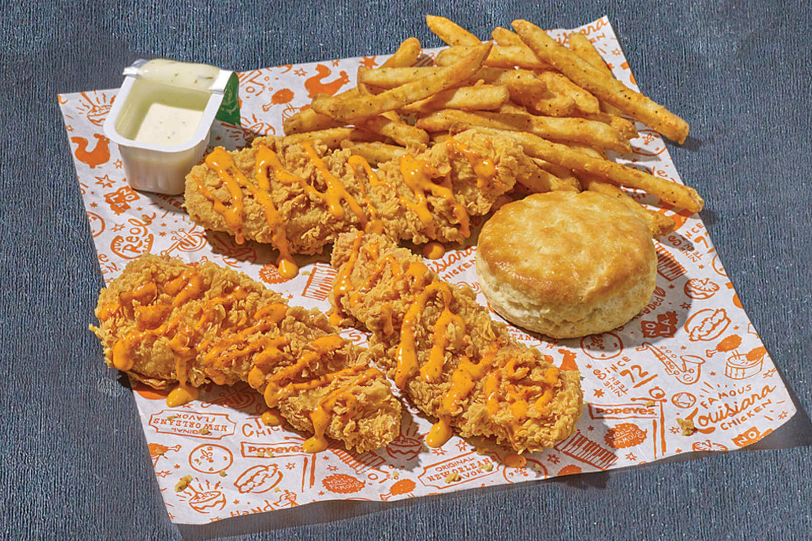 Popeyes Buffalo Ranch Tenders