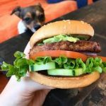 Best Fast Food Veggie Burger