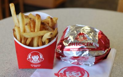 Wendy's Secret Menu Barnyard Burger