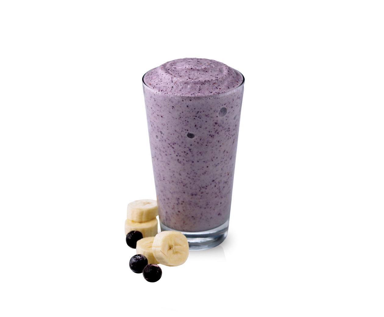 Cold Stone Blueberry Banana Smoothie