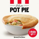 KFC Pot Pie Review