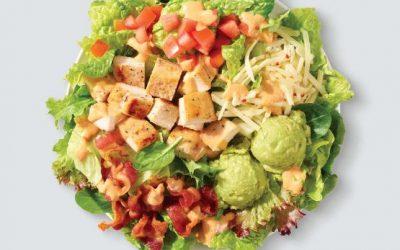 10 Best Fast Food Salads