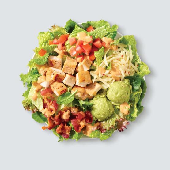 Wendy's Southwest Avocado Chicken Salad