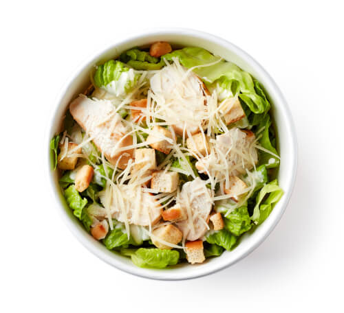 Applebee's Half Chicken Caesar Salad