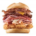 Arby's Secret Menu Meat Mountain