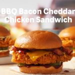 Popeyes Tests New BBQ Bacon Cheddar Chicken Sandwich