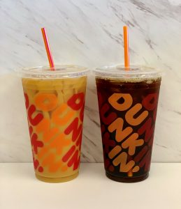 Dunkin' Donuts Cold Brew Review - Fast Food Menu Prices