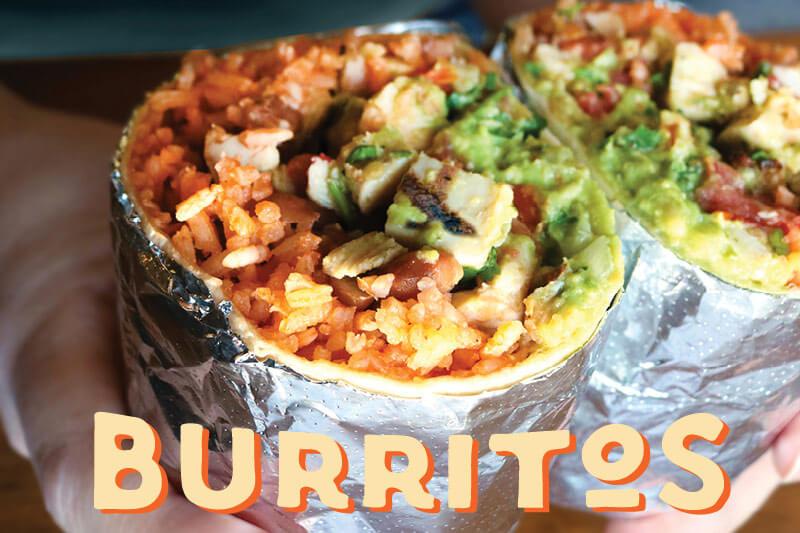 Freebirds Burrito