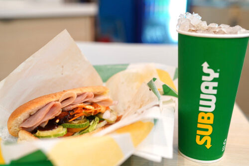 Subway secret menu