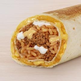 Taco Bell Quesarito