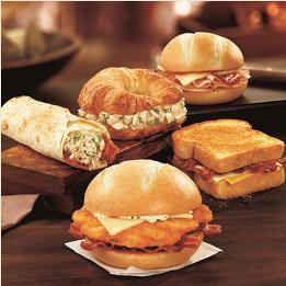 Dunkin' Donuts Tuna Salad Sandwich Review