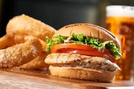 BurgerFi Grilled Chicken Sandwich