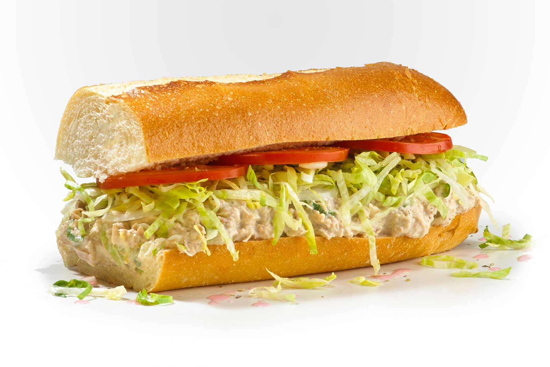 best fast food tuna 3