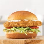 Arby's Crispy Fish Sandwich Review