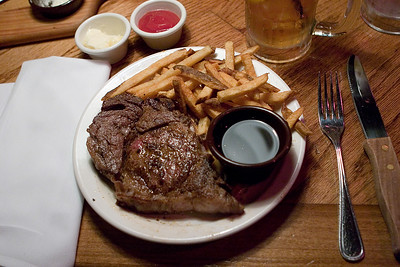 Outback Steakhouse Prime Rib