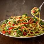 Olive Garden's Zoodles Primavera Review