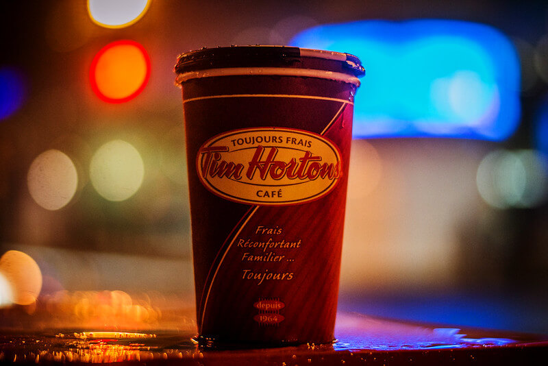 Tim Hortons Coffee Review
