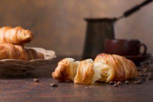Bakery & Cafe Croissants
