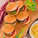 Jack in the Box Mini Sirloin Burgers Recipe