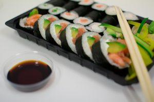Kotobuki vegetarian rolls