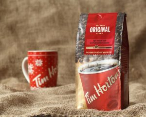 What milk does Tim Hortons use