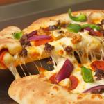 Pizza Hut Stuffed Crust Pizza Review