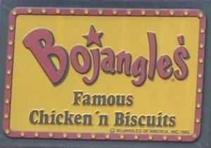 Bojangles' FAQ