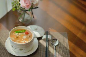 China King's soup