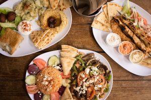 Halal Bros catering menu