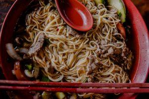 Ichiban Hibachi & Sushi Bar noodles