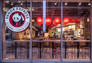 Panda Express founded
