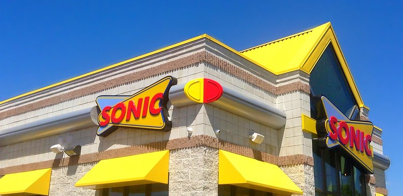 Sonic's Queso Burger