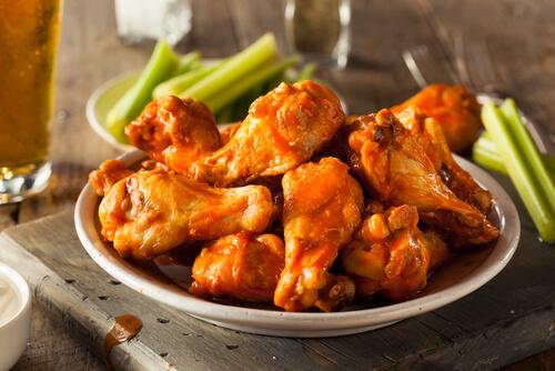 Wings etc best wings